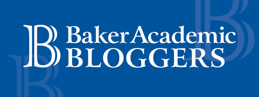 Baker Academic Bloggers header